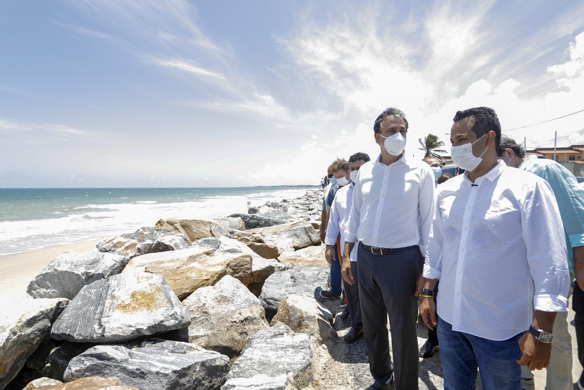 Praia do Icaraí vai ganhar espigões para conter avanço do mar